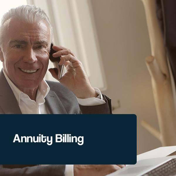 Annuity Billing