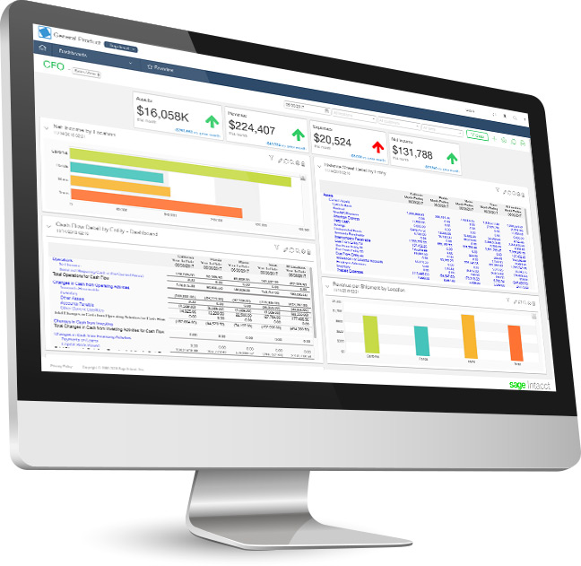 sage intacct core financials help you go further faster