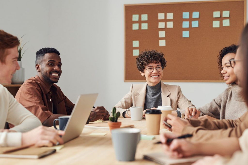 how ERP improves collaboration for teams to work remotely